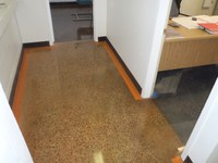 Polished Concrete - 3000 resin by XNC Contractors in Cambridge, ON N1R 5R1