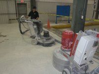 Polished Concrete - 800 resin by XNC Contractors in Cambridge, ON N1R 5R1